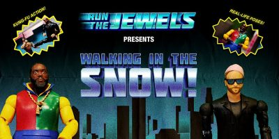 """R.T.J. Drops Next-Level Video for """"Walking In The Snow"""""""