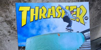 Ribeiro Switch Back Noseblunts Clipper for Thrasher Cover