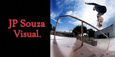 JP Souza Turns Pro for Visual With Ultra Tech Part