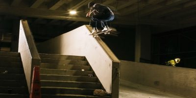 Watch Gilbert Crockett's 'Alright, Ok' Raw Footage