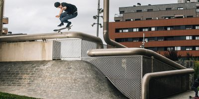 Watch the Raw Clips From Jake Anderson's FORMER Part