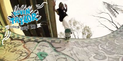 Krooked Honors Kevin Taylor With Latest Guest Board