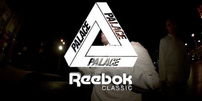 Palace's Latest Reebok Collaboration Drops on Friday