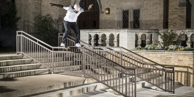 Zion Wright Announces That He's Off the Nike SB Team