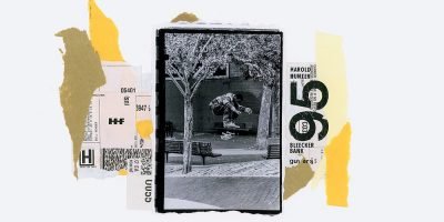HHF Releases Deck in Honor of Harold Hunter's Birthday