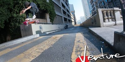 Mason Coletti Drops an N.B.D. at S.F.'s Bush Street Gap