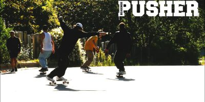 Don't Miss Carlos Iqui in Pusher Bearing's 'High Stakes'