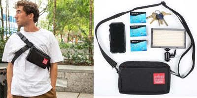 This Theories x Manhattan Portage Bag Is a Must-Have