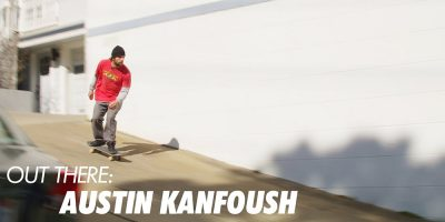 """Thrasher Delves Into Austin Kanfoush's Story in """"Out There"""""""
