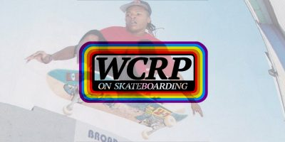 Clyde Singleton Debuts WCRP with Ron Allen Interview