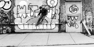 HUF Introduces Cyrus Bennett With Short New York Clip