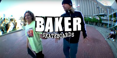 Baker Squads Up in San Francisco for Weekend Trip