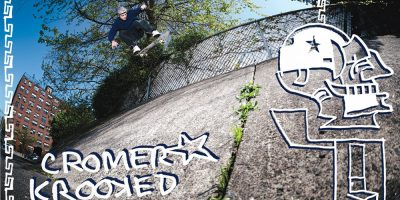 Brad Cromer Comes Through With 2-Track Part for Krooked