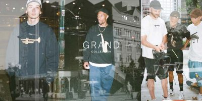 Brian Reid Brings the Jazzy Vibes for Grand Collection