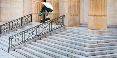 Watch the Raw Edit of Justin Henry's 'Grand Prairie' Part