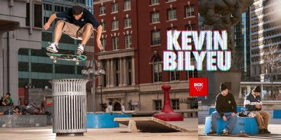 Kevin Bilyeu Delivers a Classic Philly Part for DGK