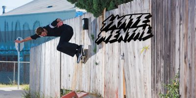 Power Move: Jake Anderson Returns to Skate Mental