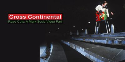 Watch the Raw Footage From Suciu's 'Cross Continental'