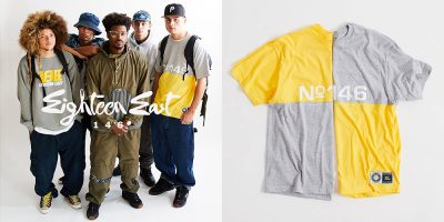 18 East Taps '90s Aesthetic for New Collection