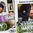 Real Surprises Harry Lintell With Debut Pro Ad & Board