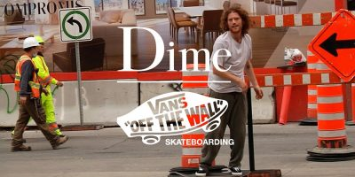 Here's the Vans x Dime Video We've Been Anticipating